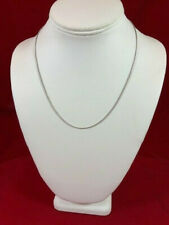 "James Avery Sterling Silver 18"" Light Spiga Chain"