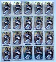 (20) 2014 Bowman Chrome TREVOR STORY Rookie #CTP-74 RC Colorado Rockies LOT