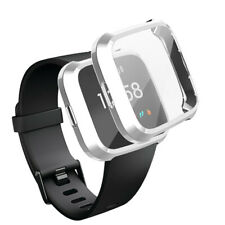 Watch Screen Protector Case Plating Full Protect Cover For Fitbit Versa Lite