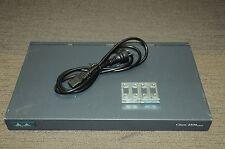 Cisco AS2509-RJ 8-Port RJ45 Access Server Router w/ 8 Console Rollover Cables