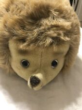 Merrythought Ironbridge Shrops Hedgehog Plush United Kingdom