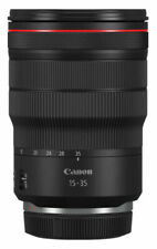 Canon RF 15-35mm f/2.8L IS USM Ultra Wide Angle Zoom Lens