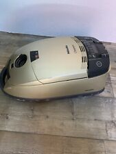 """MIELE S548 """"Champagne"""" CANISTER VACUUM  FOR PARTS OR REPAIR"""