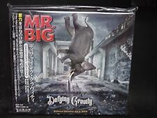 MR. BIG Defying Gravity + 1 JAPAN CD + DVD (DELUXE EDITION) Talas Racer X D.Roth