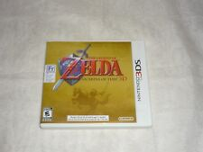 The Legend of Zelda: Ocarina of Time 3D (Nintendo 3DS, 2011)   COMPLETE