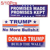 5/10pcs Donald Trump 2020 Make Liberals Cry Again Car Bumper Sticker-RO