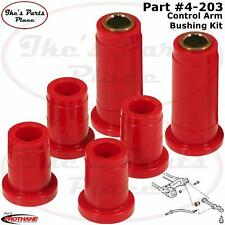 Prothane 4-203 Front Control Arm Bushing Kit 72-93 Dodge D Series Up To 3600 Lbs