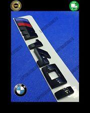 BMW M140i EMBLEM GLOSS BLACK BADGE DECAL M PERFORMANCE M SPORT
