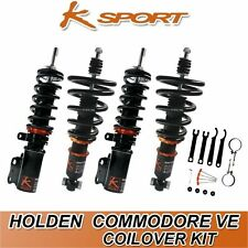 Holden VE Commodore Ksport Coilovers Fully Adjustable Coilover Suspension