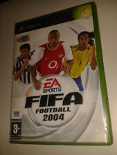 * Original XBOX Jeu * FIFA FOOTBALL 2004 * XBOX *