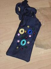 Gemusterte aus Baumwolle mit Tragegurt Handyhüllen & -taschen