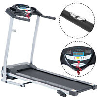 Merax Treadmill Electric Motorized Running Machine Folding Manual Incline Design