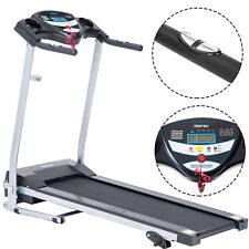 Merax Portable Treadmill Folding Electric Motorized Running Machine Fitness Home