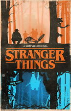 """4085 Hot Movie TV Shows - Stranger Things 10 14""""x22"""" Poster"""