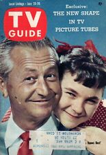 1959 TV Guide June 20 - Father Knows Best; Three Stooges; Annette Funicello