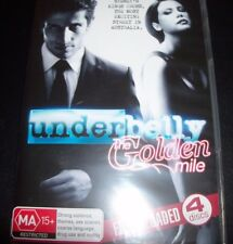 Underbelly (Channel 9) The Golden Mile Fully Loaded (Aust Region 4) DVD New