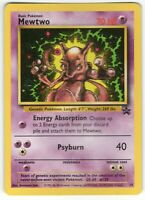 Mewtwo - Black Star Promo - #14 - Collectible Pokemon Card - Lightly Played