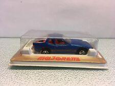 Diecast Majorette Porsche 924 Coupe No.247 Blue Mint in Box