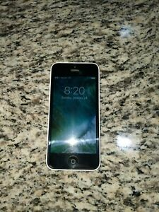 Apple iPhone 5c - 16GB - White (Verizon) A1532 (CDMA + GSM)