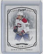 2015-16 JACOB DE LA ROSE UPPER DECK CHAMP'S RC #158