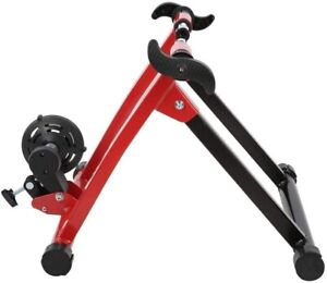 Bike Trainer Stand, MT-01 26-28inch Portable Indoor Exercise Bike Trainer