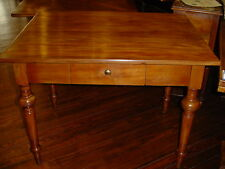 "French walnut Louis Philippe period table walnut circa 1850 h-30""/ w-41""/ d-31"""