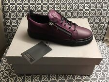 100% Authentic Men's Giuseppe Zanotti Frankie Sneakers Shoes Size 41 Size 8US