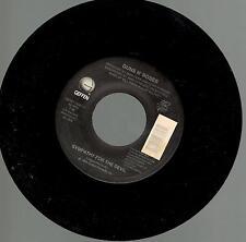 Guns n Roses, Sympathy for the Devil/Escape to Paris; 45 RPM Record