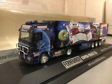 Herpa 1:87 Mercedes Actros Fernfahrer Super Truck W. Rosner  in PC Box