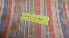 380 cm  X110 cm   ravissant coton facon toile à matelas