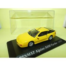 RENAULT ALPINE A610 TURBO 1993 Jaune NOREV Collection M6 1:43