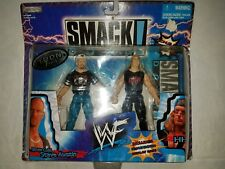 1999 Jakks Wwe Smackdown 2 Pack Stone Cold vs HHH Action Figures