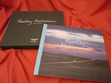2011 BENTLEY Mulsanne Kunden Prospekt Customer Brochure BOX - English Version