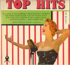 "DIVERS ""TOP HITS IN HI-FI"" ROCK N' ROLL DOO WOP 50'S LP PARADE SP 101"