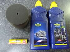 New Suzuki LT 80 87-06 Quad Service Prep Kit Air Filter Gear Oil Plug MX5 LT80