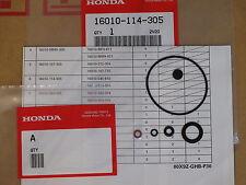Honda QA50 QA 50 Carburetor Rebuild Kit 16010-114-305