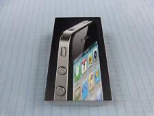 Apple Iphone 4 32GB Schwarz/Black! Ohne Simlock! Gebraucht! Imei gleich! OVP!