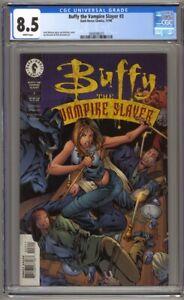 Buffy the Vampire Slayer #3 CGC 8.5 Joe Bennett Cover (1998) Only 7 graded