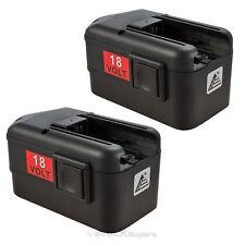 2 x NEW 18Volt  BATTERY for MILWAUKEE 18V 48-11-2200 48-11-2230 2232 Battery