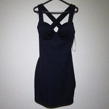 BNWT Women's River Island Blue Bodyconi Dress Size 10 Stylish Summer Party