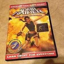 Lara Croft Tomb Raider Legend Action Adventure Interactive DVD Game in orig Case