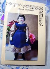 """14"""" China Doll PATTERN for 2 Dresses and Body"""