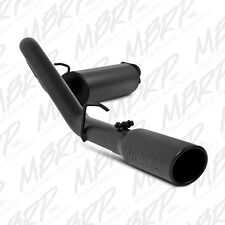 MBRP Black Series Exhaust System 00-06 Jeep Wrangler TJ S5500BLK