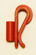 """Racking Cane Siphon Tube Clip Clamp Holder- Fits 3/8"""" Canes & Stems"""