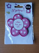 Mam Flower Magnet
