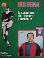 Bologna Calcio Tutta la sua storia da Superga in 32 pagine 1971 ed.Intrepido