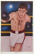 "FERDIE PACHECO ""ROCKY MARCIANO"" 1983 