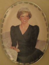 PRINCESS DIANA Collector Plate #6 AN UNFORGETTABLE PRINCESS Queen of Our Hearts