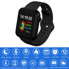 Smart Band Watch Waterproof Heart Rate Tracker Fitness Wristband for IOS Android