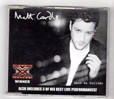 (HX131) Matt Cardle, When We Collide - 2010 CD